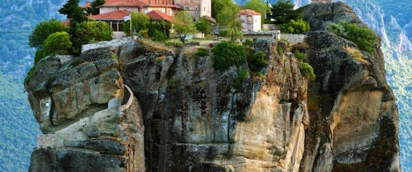 Meteora Monasteries Bus Trip (1 Day)